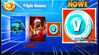 * NEW * FREE SKINS AND V-DOLCE FOR ALL!!! FORTNITE BATTLE ROYALE ERROR
