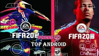 FIFA 20 caméra ps4  /ppsspp game offline  download / Видео