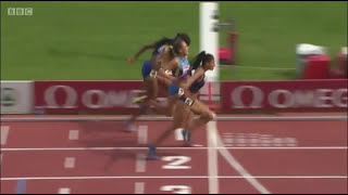 France finish like a Bullet win Women's 4x400m Relay Final Euro Champs Zurich 2014
