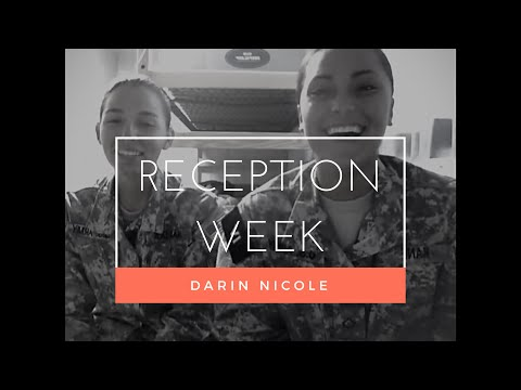 BCT RECEPTION WEEK AT FLW | DARIN NICOLE