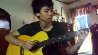 Ugly - 2NE1 guitar finger style