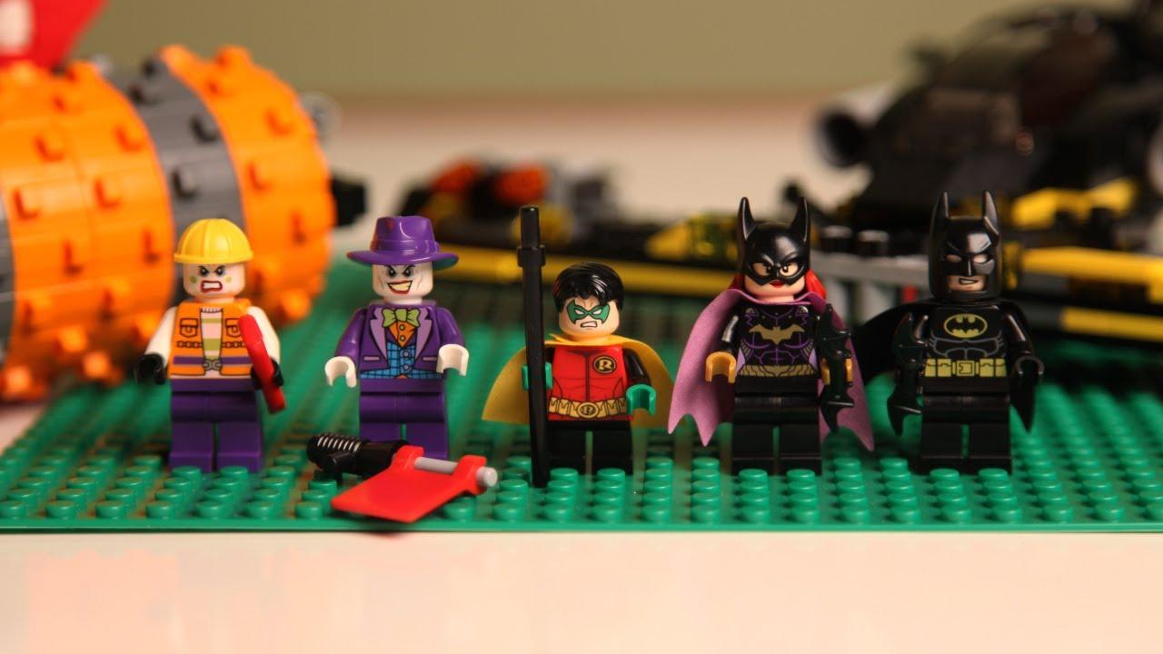 lego 76013 batman the joker steam roller unboxing. Black Bedroom Furniture Sets. Home Design Ideas