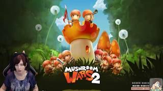 Mushroom Wars 2 Launch