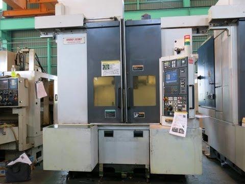 23639 立型マシニングセンター 森精機 NV4000DCG 2004年