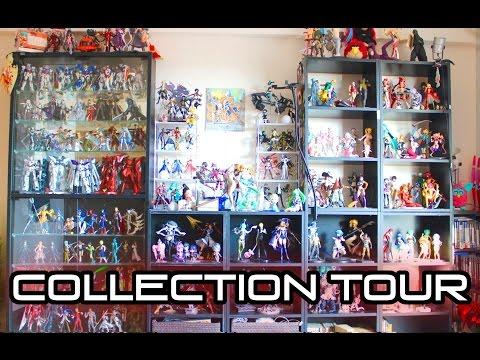 Mechagaikotsu Anime Figures and Model Kit Collection Tour!
