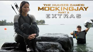 EXTRAS - The Hunger Games (4 movies) - A Photographic Journey