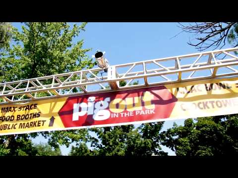 Pig Out In the Park 2017