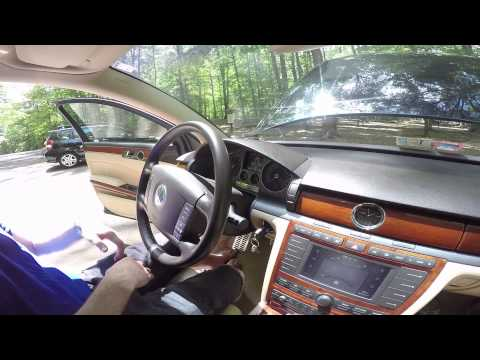 Phaeton V8 Extras
