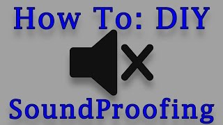 How To Soundproof Your Room! Fast, Easy, Safe!