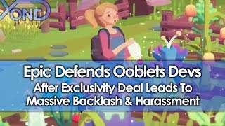 Epic Defends Ooblets Devs After Exclusivity Deal Leads To Mass…