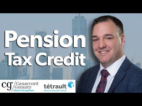 Pension Tax Credit