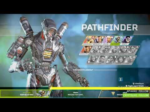 Epic Apex Legends Switch Stream