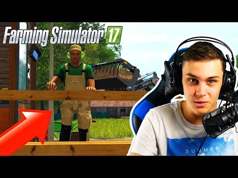 LA CONSTRUCTION DANS FARMING SIMULATOR 17 (APICULTURE #1)