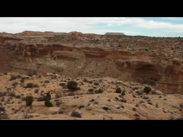 Utah - Horseshoe Canyon  - HD
