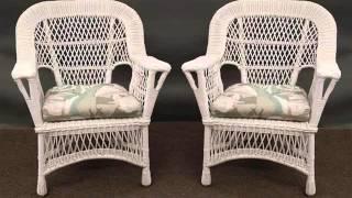 Wicker Furniture Set Ideas Of Furniture Romance