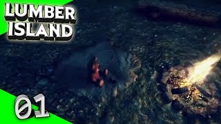 Lumber Island - #01 - The man with the Axe [Gameplay][Let