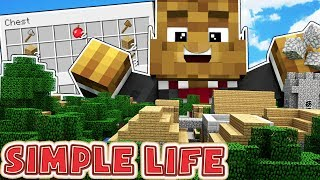 CREATING OUR OWN TOWN - Minecraft The Simple Life Modpack #1