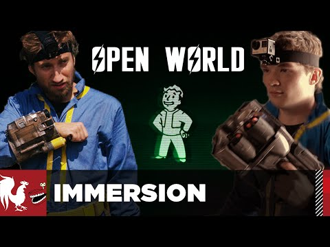 Open World - Immersion