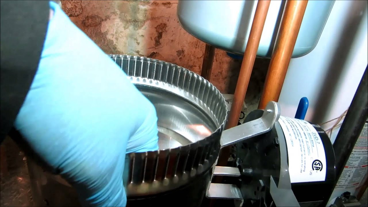 small resolution of  maxresdefault gas boiler no heat call bad vent damper youtube automatic vent damper wiring diagram at