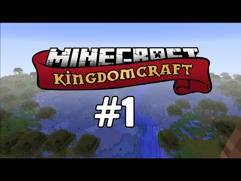 Minecraft Vanilla - Kingdomcraft - 1 - Strange empty world [Minecraft SMP]