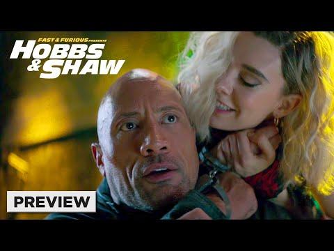Fast & Furious Presents: Hobbs & Shaw | Hobbs vs. Hattie | Now on Digital, 11/5 on Blu-ray & DVD