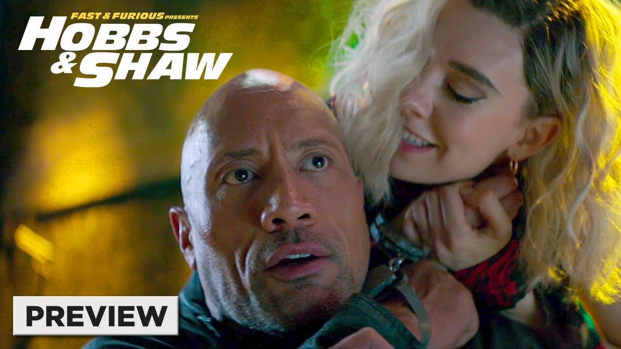 Download Fast & Furious Presents: Hobbs & Shaw | Hobbs vs. Hattie | Now on 4K, Blu-ray, DVD, & Digital