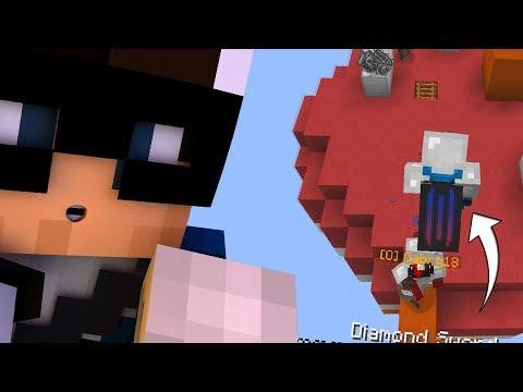 LA BATTAGLIA EPICA CONTRO IL FAN!! Minecraft - Eggwars