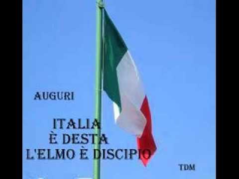 INNO di MAMELI 150anni di Italia - Omaggio agli Italiani nel Mondo di Tony di Maio