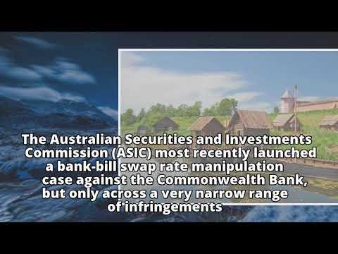 Australia's financial regulators needpolicing