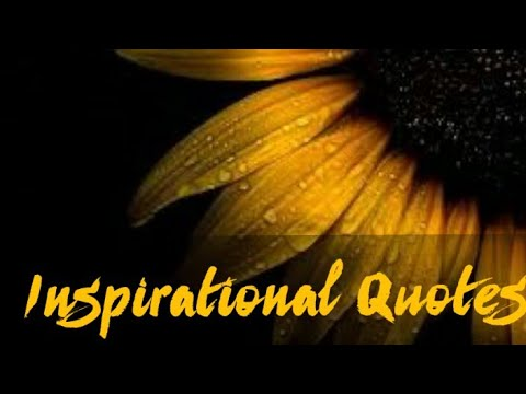 Deep Inspiring Quotes About Life Motivequotes Youtube