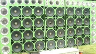 Carretinha do Gabriel Pesadelo Sound em Pará de Minas