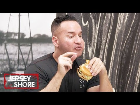 Mike 'The Situation' Supercut: Best Food Moments 🍔 | Jersey Shore | MTV