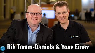 Rik Tamm-Daniels, Informatica & Yoav Einav, GigaSpaces | Informatica World 2019 thumbnail