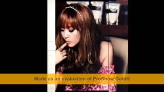 [Fanmade] Jessica (SNSD) - Sweet Delight