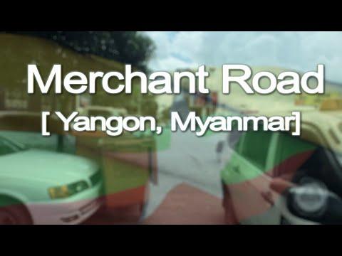 AWALK - EP047 - Merchant Road - Yangon,  Myanmar - S1