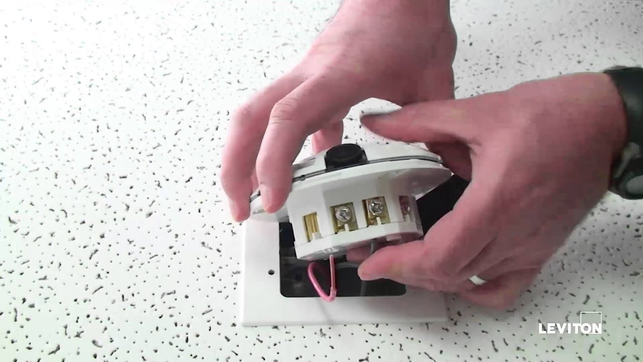 How To Install A Leviton Provolt  Odc  Occupancy Sensor