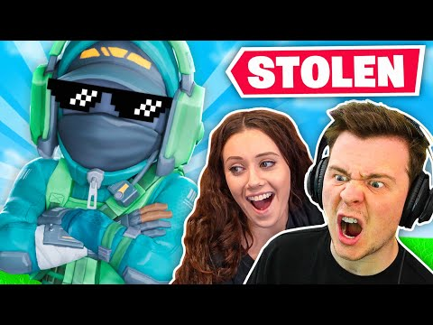 I Stole Muselk's Girlfriend By Being Good at Fortnite...