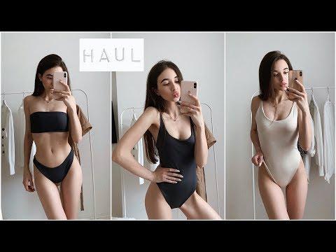 МОИ ПОКУПКИ НА ЛЕТО с примеркой / тренды 2019 / что я буду носить ? ❤️