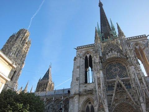Paris Day 4, Normandy