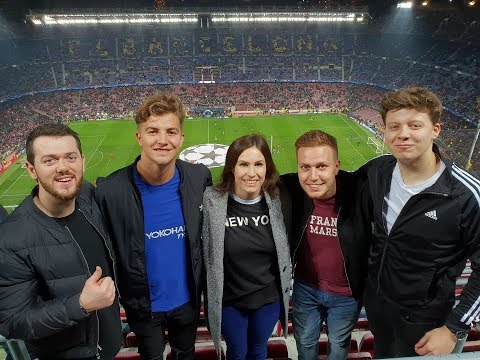 BARCELONA 3-0 CHELSEA | MATCHDAY VLOG | MESSI IS THE GOAT | MAN'S NOT HOT!