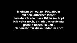 SIDO - BILDER IM KOPF SONGTEXT  [HD] [LYRICS]