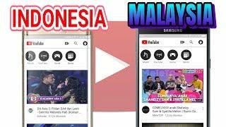 Cara Mengetahui Video Trending Youtube Di Negara Lain