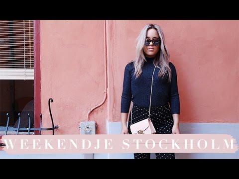 WEEKEND STOCKHOLM & NIEUW INTERIEUR! - Jamie Li VLOG #32