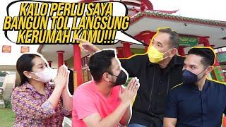 RAFFI NAGITA KETEMU JUSUF HAMKA PENGUSAHA JALAN TOL!!! RAJIN BIKIN MASJID