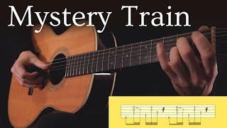 Mystery Train (Guitar Logic • Cover + Tab)
