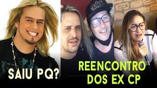 Allan Clistenes REVELA Porque Saiu da Companhia do Calypso , LIVE Michelle Marlus e Raied Neto