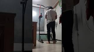 온라인 체육대회 턱걸이 종목 중등부 1위 영상