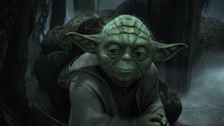 Darth Vader meets with Boba Fett and Starkiller meets Yoda