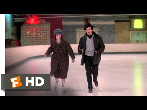 Rocky (1/10) Movie CLIP - Date at the Ice...
