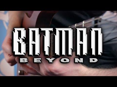 Batman Beyond Theme on Guitar